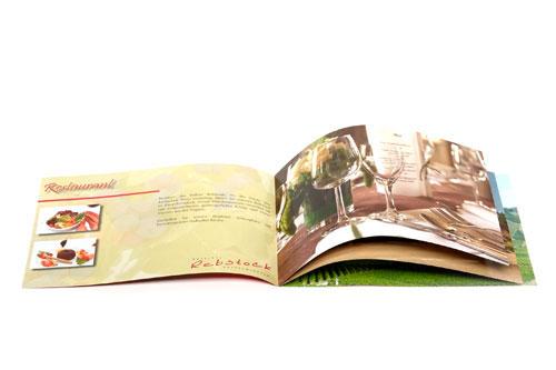 Gestaltung und Lieferung Ihrer Prospekte und Kataloge
