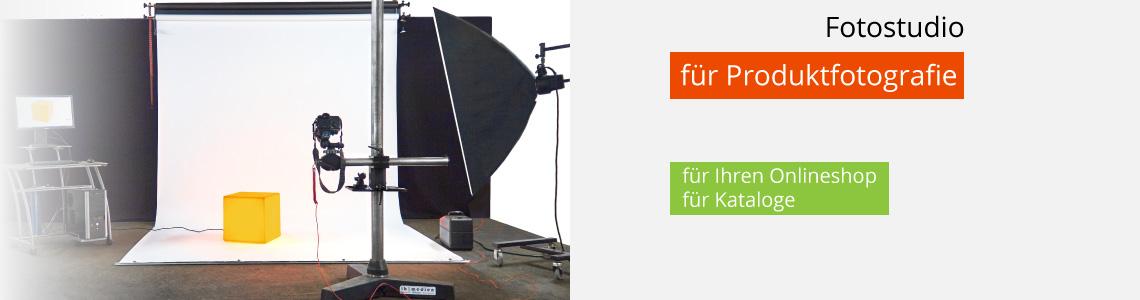 Studio für Produktfotografie